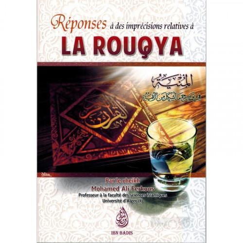 Réponses à des imprecisions relatives à al rouqya