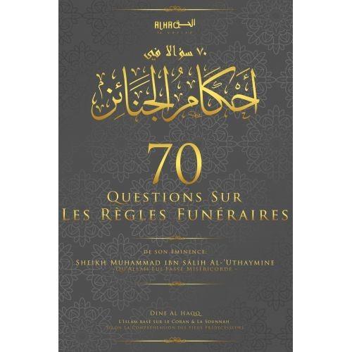 70 questions sur les règles funéraires
