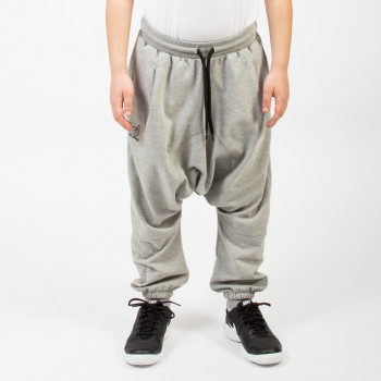 saroual jogging dc jeans enfant gris