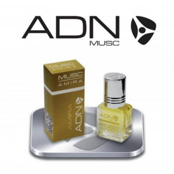 MUSC AMIRA - Essence de Parfum - Musc - ADN Paris - 5 ml