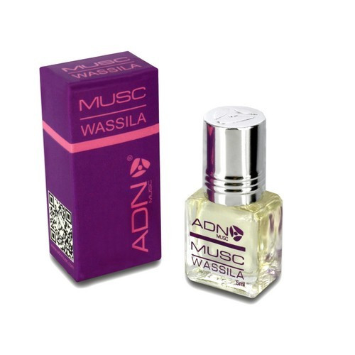 MUSC WASSILA - Essence de Parfum - Musc - ADN Paris - 5 ml