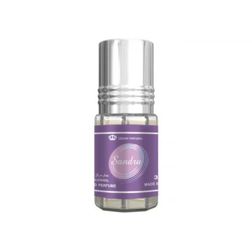 Sandra - Musc Sans Alcool - Concentré de Parfums Bille 3ml - Al Rehab