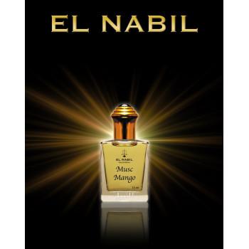 Musc Mango - Eau de Parfum Roll-on - 15 ml - Saudi Perfumes - El Nabil