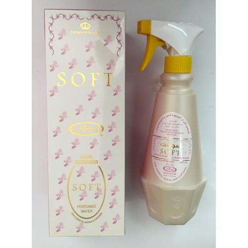 Soft - Vaporisateur Rehab - Room Freshener - 500 ml