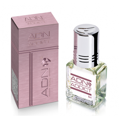 MUSC ADDICT - Essence de Parfum - Musc - ADN Paris - 5 ml