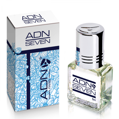 MUSC SEVEN - Essence de Parfum - Musc - ADN Paris - 5 ml