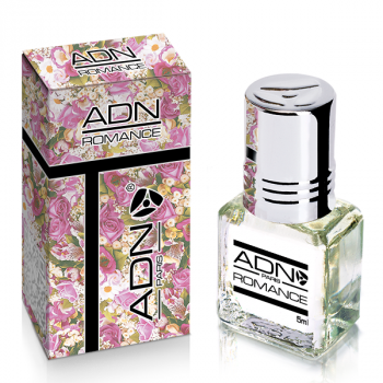 MUSC ROMANCE - Essence de Parfum - Musc - ADN Paris - 5 ml