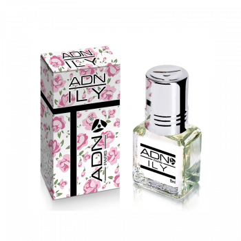 MUSC ILY - Essence de Parfum - Musc - ADN Paris - 5 ml