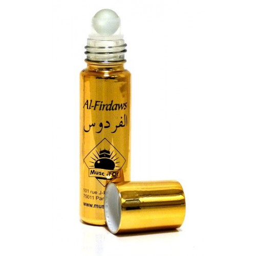 Musc Firdaws - Edition de Luxe Paris - 8 ml - Musc d'Or - Sans Alcool - M122