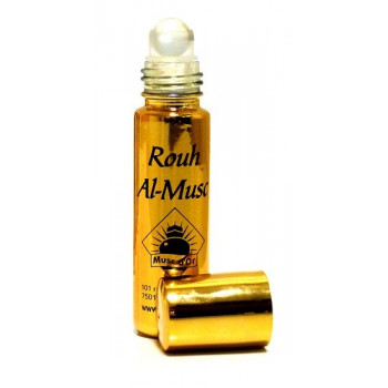 Rouh Al Musc - Edition de Luxe Paris - 8 ml - Musc d'Or - Sans Alcool - M119