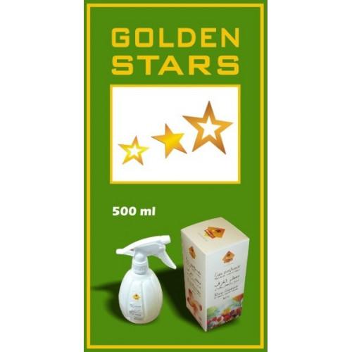 Vaporisateur Musc d'Or - Golden Stars - Room Freshener - 500 ml - 5176