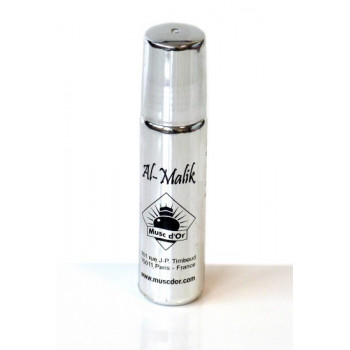 Musc AL Malik - Edition de Luxe Paris - 8 ml - Musc d'Or - Sans Alcool - M137