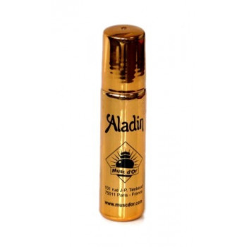 Musc Aladin - Edition de Luxe Paris - 8 ml - Musc d'Or - Sans Alcool - M130