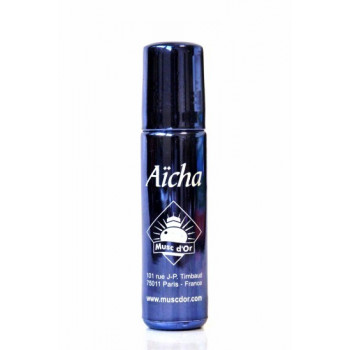 Musc Aïcha - Edition de Luxe Paris - 8 ml - Musc d'Or - Sans Alcool - M136
