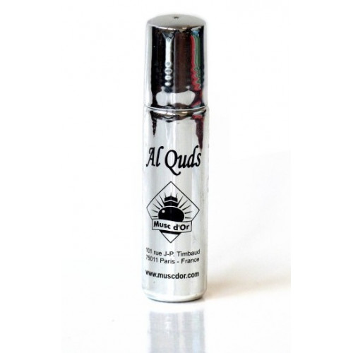 Musc Al Quds - Edition de Luxe Paris - 8 ml - Musc d'Or - Sans Alcool - M127