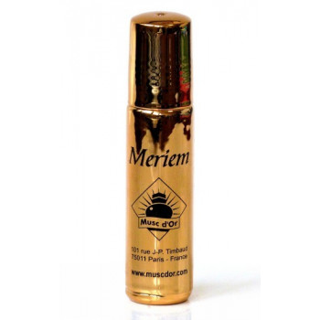 Musc Meriem - Edition de Luxe Paris - 8 ml - Musc d'Or - Sans Alcool - M203