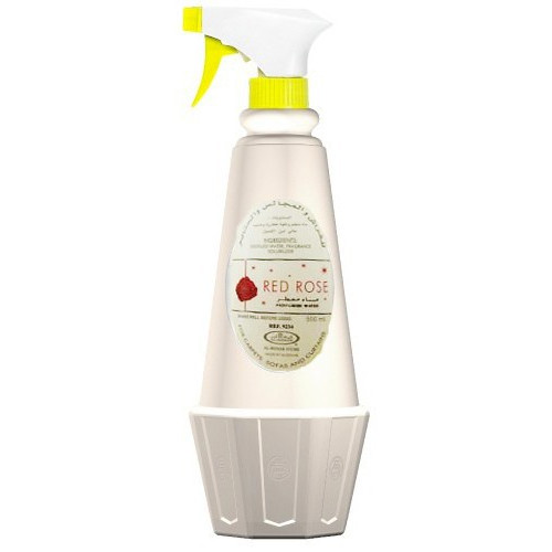 Red Rose - Vaporisateur Rehab - Room Freshener - 500 ml