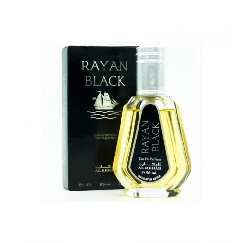 Rayan Black - Eau de Parfum - Parfum Spray Rehab - 50 ml
