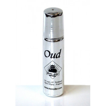 Oud - Edition de Luxe Paris - 8 ml - Musc d'Or - Sans Alcool - M124