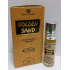 Golden Sand - Musc Sans Alcool - Concentré de Parfums Bille 6ml - Al Rehab