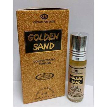 Golden Sand - Musc Sans Alcool - Concentré de Parfums Bille 6ml - Al Rehab