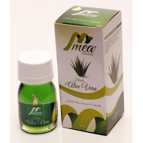 Huiles d'Aloe Vera Pure et Naturelle - 30ml - Mea Naturals