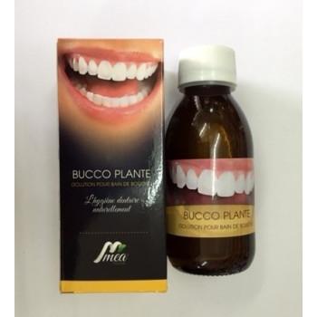 Hygiène Dentaire Naturelle - Bucco Plante - Solution Bain de Bouche - 200 ml - Mea Naturals
