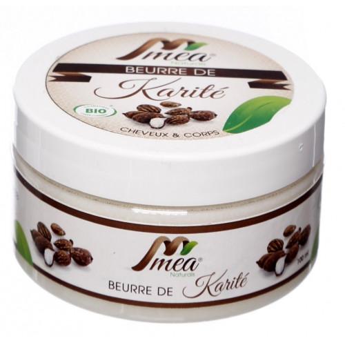 Beurre de Karité - Cheveux et Corps - 100 ml - Mea Naturals