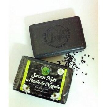 Savon Noir à la Nigelle d'Egypte - 100 gr - Chifa - 2844