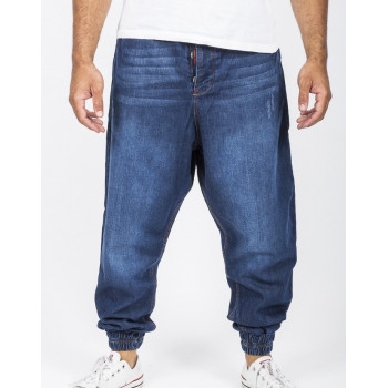 Sarouel Jeans Blue - Coupe Jazayri - The One