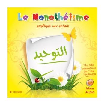Le Monothéisme raconté aux enfants cd-audio