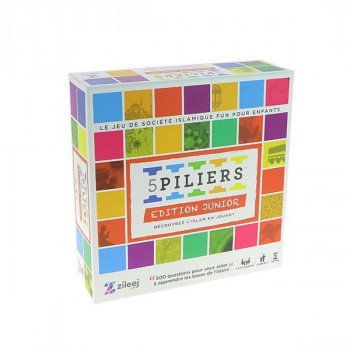Jeu 5 Piliers - Edition Junior