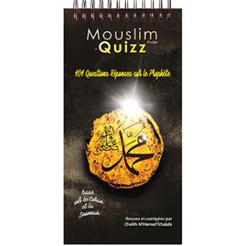 Mouslim Quizz, Quizz Sur Le Prophète