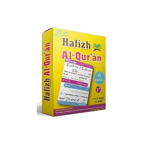 Hafizh Al Quran - Jeu de Cartes à Partir de 8 Ans