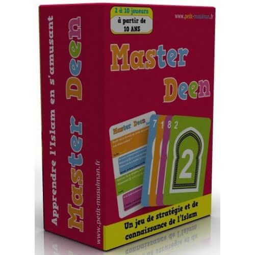 Master Deen 2 - Jeu de Cartes à Partir de 10 Ans