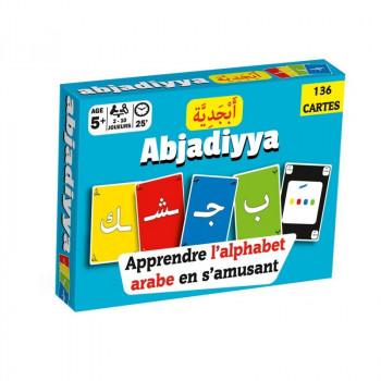 Jeu de cartes - Abjadiyya - Apprendre l'Alphabet Arabe en s'Amusant